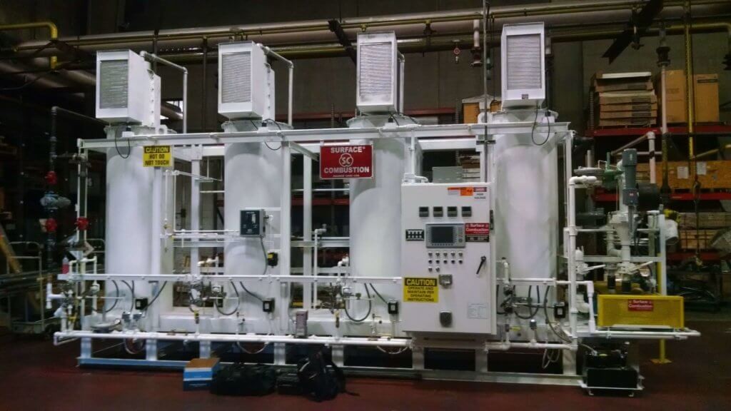 RX® Endothermic Gas Generators have electric and direct gas-fired systems, gas generators w/ wide turndown range